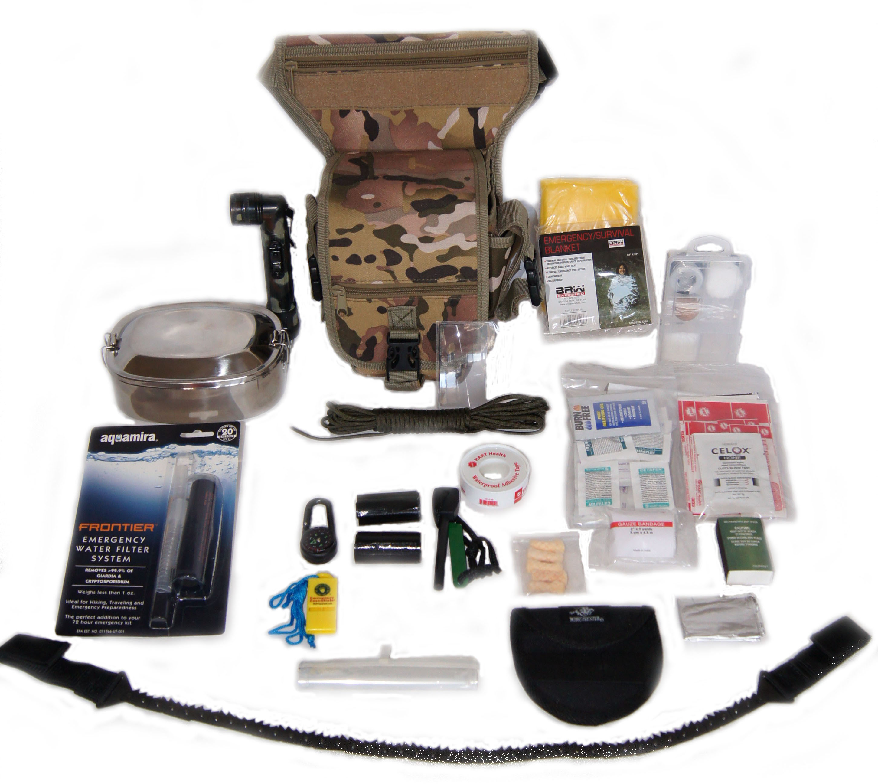 Must Have Survival Products: Prepare For Any Emergency