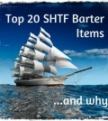 20 Top items to barter.
