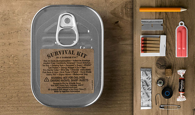 Top Ten High End Survival Kits Diy Survival Life